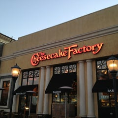 Photo taken at The Cheesecake Factory by Petra W. on 2/4/2013
