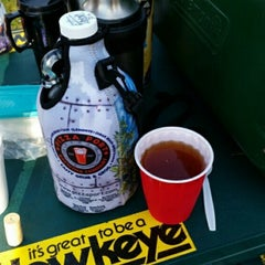 Photo taken at Purdue Tailgating Intermural Fields by Kevin K. on 9/27/2014