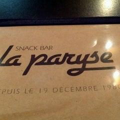 Photo taken at La Paryse by Harilton R. on 9/25/2012