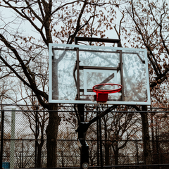 Photo taken at Rucker Park Basketball Courts by Jumpman23 on 1/11/2013