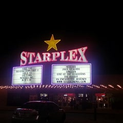 Photo taken at Texas Cinema - Starplex 12 by Amanda R. on 12/24/2012
