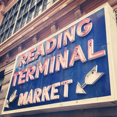 Photo taken at Reading Terminal Market by Tim B. on 11/10/2012