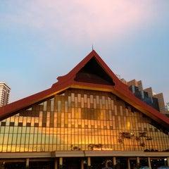Photo taken at Putra World Trade Centre (PWTC) by Muqni B. on 6/27/2013