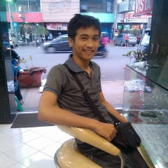 Photo taken at Malang Plaza by Sigreda H. on 1/20/2014