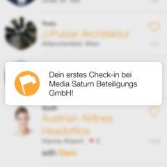 Photo taken at Media Saturn Beteiligungs GmbH by Bine F. on 6/17/2015