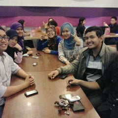 Photo taken at Solaria by Fitria H. on 8/12/2013