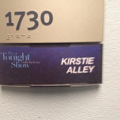 Photo taken at The Tonight Show with Jay Leno by Hank Funk on 9/27/2012