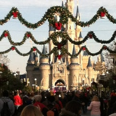 Photo taken at Main Street, U.S.A. by Robin S. on 12/30/2012