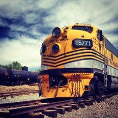 Photo taken at Colorado Railroad Museum by Gear Patrol on 9/15/2012