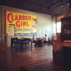 Photo taken at Clabber Girl by Tony M. on 8/14/2014