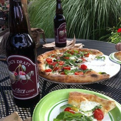 Photo taken at Warwick Valley Winery & Distillery by adriana on 8/23/2013