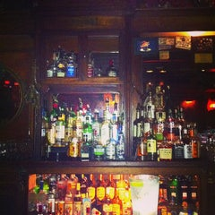 Photo taken at Freddy's Bar by Colin M. on 5/21/2013