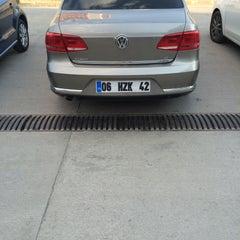 Photo taken at TÜVTÜRK Araç Muayene İstasyonu by Yasin K. on 7/28/2015