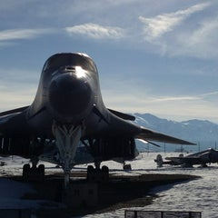 Photo taken at Hill Aerospace Museum by Jason F. on 3/2/2013
