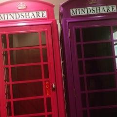 Photo taken at Mindshare by pilar on 5/14/2015