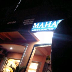 Photo taken at Maharaja Curry House by Oloan M. on 9/30/2012