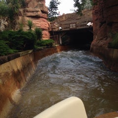 Photo taken at Silver River Flume by Олег Г. on 7/16/2014