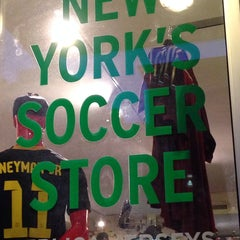 Photo taken at Upper 90 Soccer Store by Emily V. on 12/26/2013