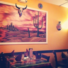 Photo taken at Margarita's Cafe by GetLostWithJackie on 11/5/2013