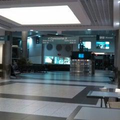 Photo taken at Austin Straubel International Airport (GRB) by Patty H. on 3/1/2013