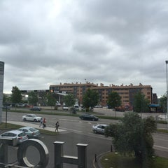 Photo taken at AC Hotel Gijón by Miguel® on 6/11/2014