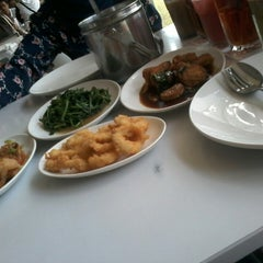 Photo taken at D'Cost Seafood by Indira F. on 9/21/2014