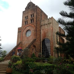 Photo taken at Caleruega Church by ehfril on 1/12/2013