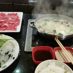 Photo taken at Tokyo Shabu Shabu by Kevan K. on 4/12/2015