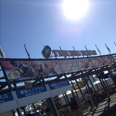 Photo taken at ツインリンクもてぎ (Twin Ring Motegi) by Yankinu on 10/12/2012