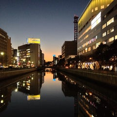 Photo taken at 内海橋 by Yankinu on 12/25/2012