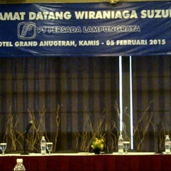 Photo taken at Grand Anugerah Hotel by Nurza S. on 2/5/2015