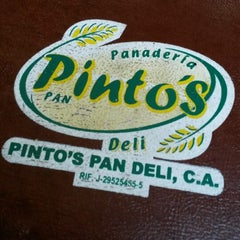 Photo taken at Pinto's Deli by Manuel C. on 5/29/2014