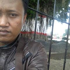Photo taken at Alun Alun Kota Blitar by Andries C. on 9/2/2014