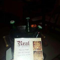 Photo taken at Restaurant Real by Marito V. on 10/29/2015