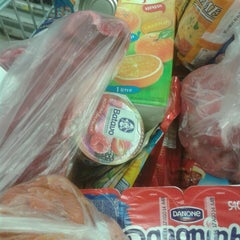 Photo taken at Carrefour Bairro by Claudio S. on 8/25/2014