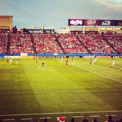 Photo taken at Toyota Stadium by @jvincephoto on 7/14/2013