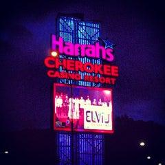 Photo taken at Harrah's Cherokee Casino & Resort by Warren C. on 7/5/2013