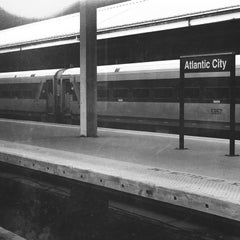 Photo taken at NJT - Atlantic City Terminal (ACRL) by Michael M. on 5/21/2014