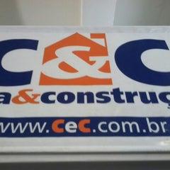 Photo taken at C&C Casa e Construção by Giselle F. on 6/3/2013