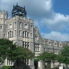 Photo taken at Oglethorpe University by Dave L. on 6/13/2013