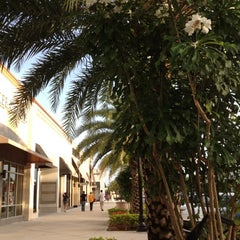 Photo taken at The Shops at Pembroke Gardens by Juan C. on 7/3/2012