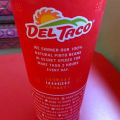 Photo taken at Del Taco by Joseph C. on 7/8/2012