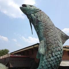 Photo taken at Atlanta Fish Market by Scary S. on 7/1/2012
