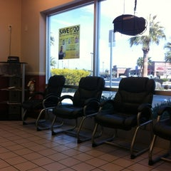 Photo taken at Jiffy Lube by Mario on 3/6/2012