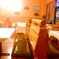 Photo taken at Cafe Bella by Kristie T. on 2/20/2012