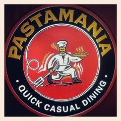 Photo taken at Pastamania by Saran B. on 6/6/2012