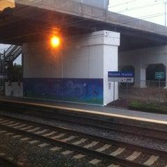 Photo taken at Amtrak/SEPTA: Newark Station by Benjamin K. on 7/20/2012