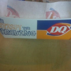Photo taken at Dairy Queen by Joel S. on 3/11/2012