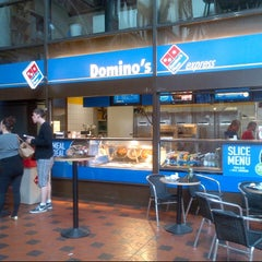 Photo taken at Domino's Express by Pia R. on 8/1/2012