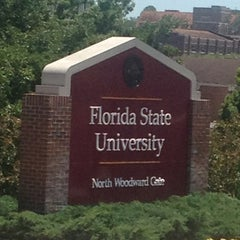 Photo taken at Florida State University by Sharon on 4/26/2012